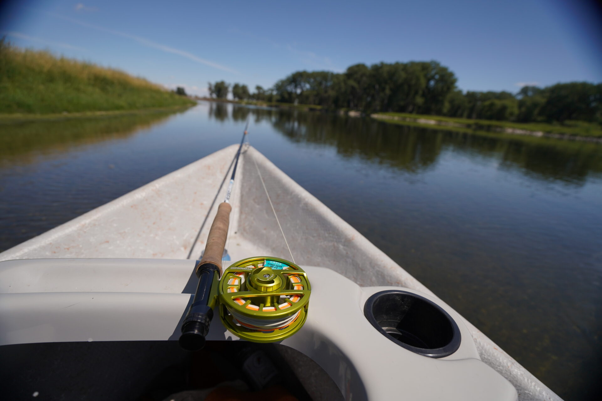 Montana Fly-Fishing Rods
