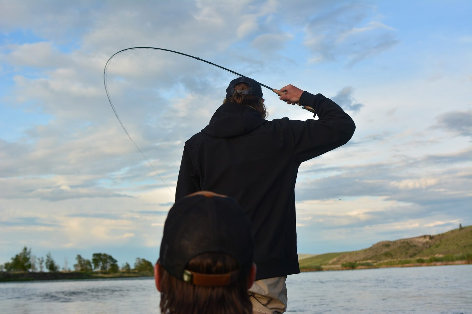 Fly-Fishing The Missouri River