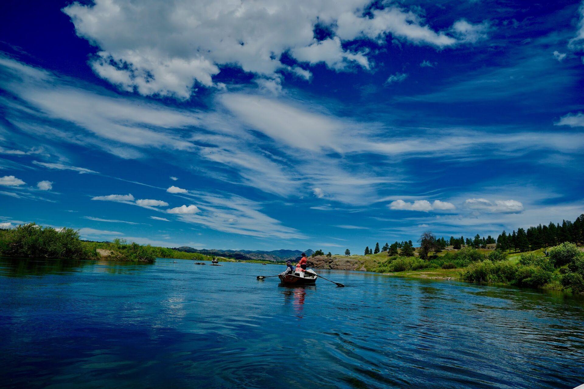 Missouri River Montana Fly-Fishing